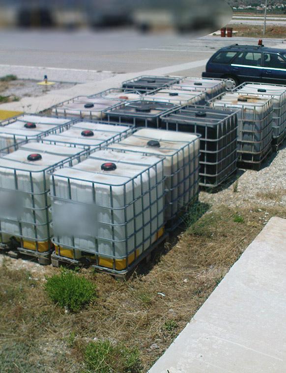 Liquid Hazardous Waste Removal